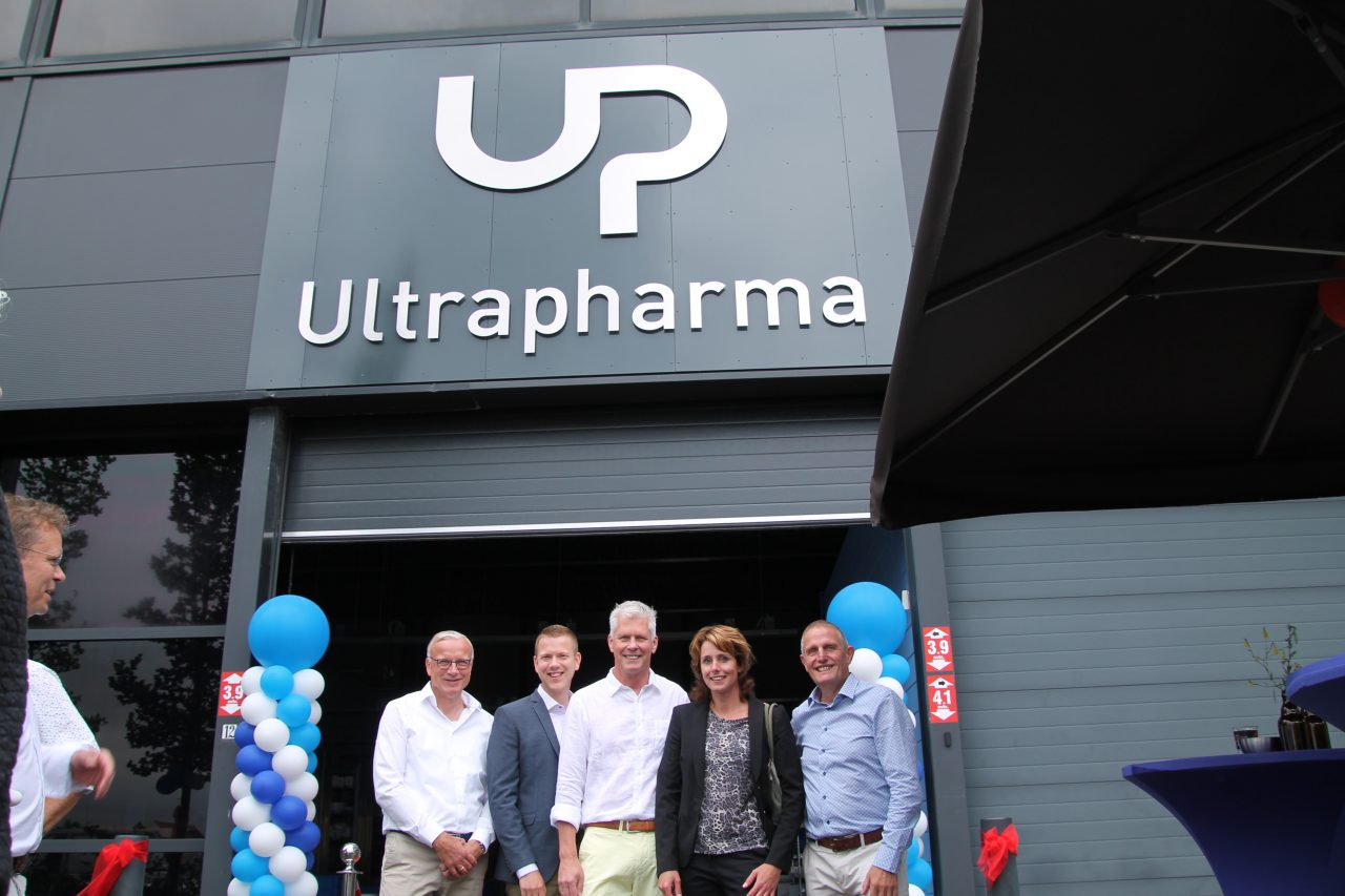 Opening pand Ultrapharma