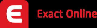 Inloggen Exact Online